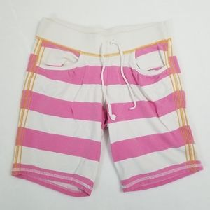 Old Navy Girl's Striped Shorts
